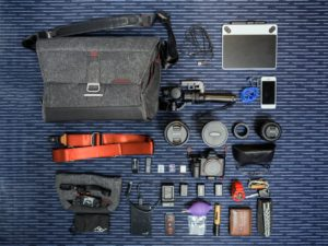 checklist before going on a photography tour