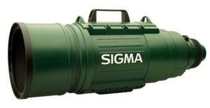 Sigma 200-500mm f2.8 APO
