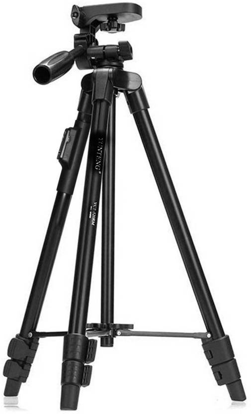 Like Star Good Quality YT-5280 Camera And Mobile With Bluetooth Remote Tripod