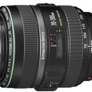 Canon EF 70 - 300 mm f/4.5-5.6 DO IS USM Lens