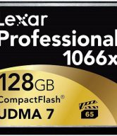 Lexar Professional 128 GB CompactFlash II Card Class 10 160 MB/s Memory Card