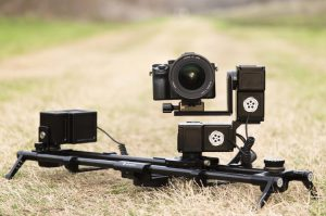 motorized camera slider
