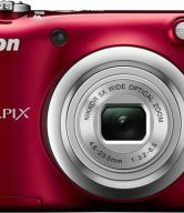Nikon Coolpix A10 Point and Shoot Camera