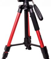 Techlife Solutions 2234 Professional Aluminium Tripod with Pan Head for Dslr Tripod