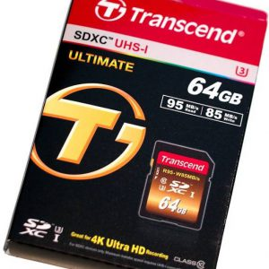 Transcend Ultimate 64 GB