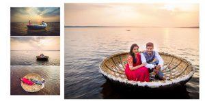 photoshoot at KRS backwaters
