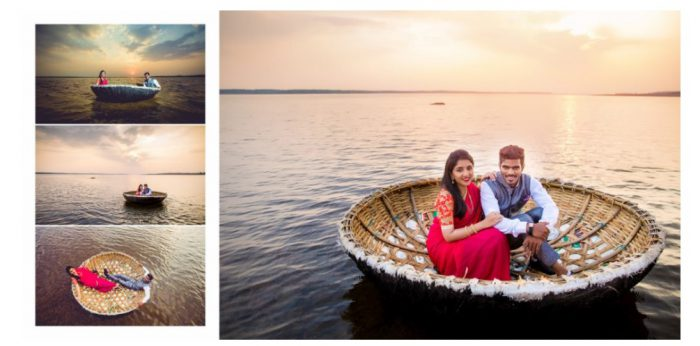 photoshoot at KRS backwaters