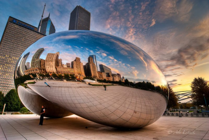 photoshoot locations in Chicago