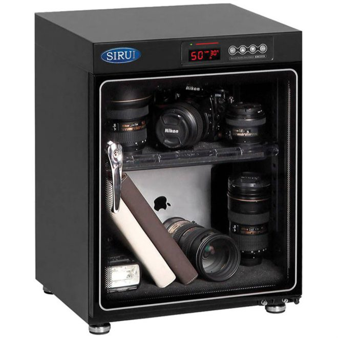 Automatic Dehumidifier Cabinets for Cameras