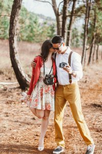 Best Outfits for Pre-Wedding Shoot