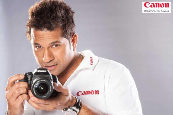 Canon India Brand Ambassador