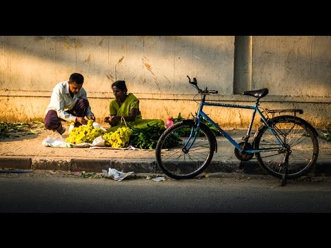 Which are the best places for street photography in Bangalore?