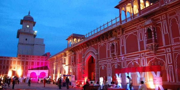Birthday celebration ideas in Pink City