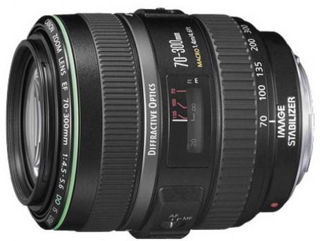 Canon EF 70 - 300 mm f/4.5-5.6 DO IS USM Lens