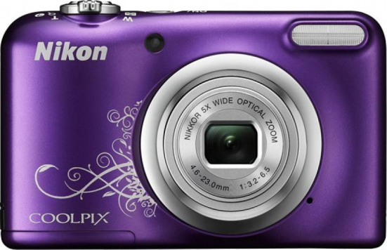 Nikon Coolpix A10 Point & Shoot Camera